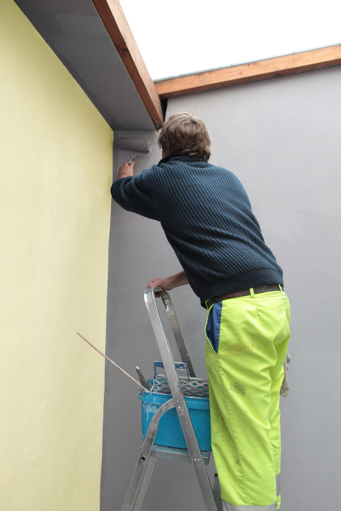 What to look for in a house painter