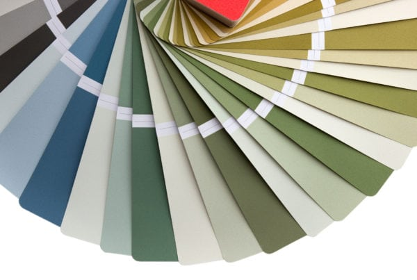 Trending house colors for 2018